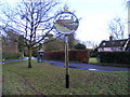 TM2954 : Pettistree Village Sign by Adrian Cable