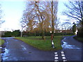 TM2954 : Pettistree Village Green by Adrian Cable
