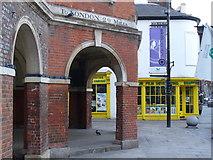 SU8693 : Historic Wycombe by Colin Smith