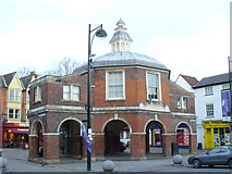 SU8693 : Little Market House by Colin Smith