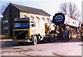 SU5832 : 'Tangmere' arrives at Alresford. by Clive Warneford
