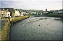SN4562 : Harbour at Aberaeron by Trevor Rickard