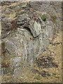 SN7290 : Folded mudstone strata by Rudi Winter