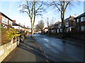 SJ7794 : Urmston - Ciss Lane by Peter Whatley