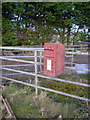 ST7506 : Stoke Wake: postbox № DT11 155 by Chris Downer