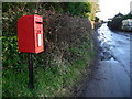ST7408 : Hazelbury Bryan: postbox № DT10 18, Pidney Hill by Chris Downer