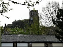 SJ9995 : Mottram Church by Gerald England