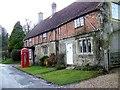 SU0229 : Telephone box, Compton Chamberlayne by Maigheach-gheal