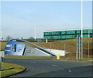 TL5523 : Welcome To Stansted Airport by Thomas Nugent