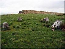 NY8274 : The Goatstones by Andrew Curtis