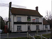 TM4077 : The Lord Nelson Inn, Holton by Adrian Cable