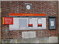 ST8806 : Blandford Forum: postbox № DT11 2000, The Plocks by Chris Downer