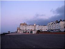 TQ2804 : King's Esplanade by Simon Carey