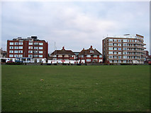TQ2804 : Western Lawns by Simon Carey