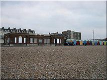 TQ2704 : Public Convenience, Western Esplanade by Simon Carey