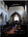 TL0234 : Flitwick Parish Church Interior by Gordon Cragg