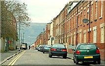 J3372 : Dunluce Avenue, Belfast (1) by Albert Bridge