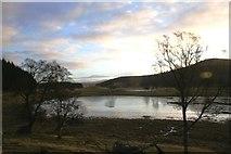 NN6795 : Lochan Uvie by Andrew Wood