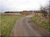 TF3999 : Approaching Sea Farm by Ian Paterson