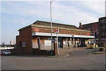 TQ7768 : Gillingham Railway Station by N Chadwick