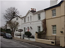 SX9265 : Houses in Lindridge Road, St Marychurch by David Hawgood