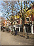 SO8554 : Worcester High Street by Philip Halling