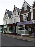 SX9265 : Café in Reddenhill Road, Babbacombe by David Hawgood