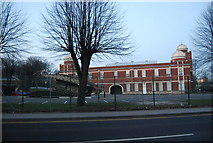 TQ7668 : Royal Engineers Museum, Prince Arthur Rd, Gillingham (3) by N Chadwick