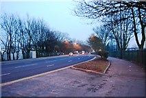 TQ7668 : A231, Brompton Rd, Gillingham by N Chadwick