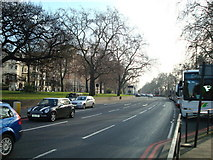 TQ2780 : Park Lane, London W1K by Stacey Harris