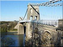 SH5571 : Pont y Borth by cat jackson