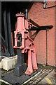 SK3588 : Charles Ross steam hammer by Chris Allen