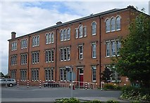 SK3635 : Derby - Midland House by Dave Bevis