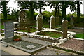 G6742 : W B Yeats gravesite at Drumcliff by Joseph Mischyshyn