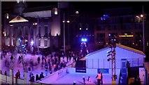 SE2934 : Ice Cube, Millennium Square, Leeds by Rich Tea