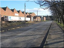 NS3978 : Vale of Leven Industrial Estate by Lairich Rig