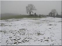 H4376 : Wintry Mountjoy by Kenneth  Allen