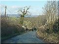 ST0675 : Lane down to Pendoylan by Mick Lobb