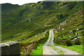 G6489 : Mountainside road at Maghera by Joseph Mischyshyn