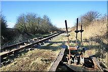 SD3344 : Disused Railway by Bob Jenkins