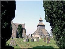 SO3958 : Belltower, St Mary's Church, Pembridge by Gordon Cragg