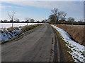 TL6756 : Woodditton Road by Hugh Venables