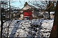 NJ3458 : Fochabers Fire Station by Anne Burgess