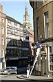 NZ2563 : Bessie Surtees' House, Newcastle Quayside by Andrew Curtis