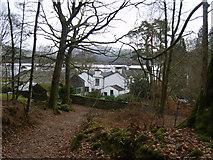 SD3898 : Above Belle Grange by Michael Graham