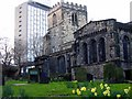 NZ2464 : The Parish Church of St Andrew, Newcastle upon Tyne by Andrew Curtis