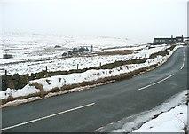 SE0118 : The road towards Mires, Rishworth by Humphrey Bolton