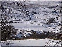 NY7441 : Garrigill village by Joan Sykes