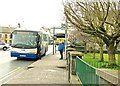 J1246 : Express coach, Banbridge by Albert Bridge