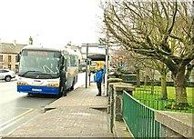 J1246 : Express coach, Banbridge by Albert Bridge
